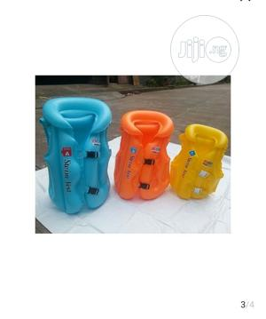 Children Inflatable Pool Float Life Jacket Vest | Safetywear & Equipment for sale in Lagos State, Victoria Island