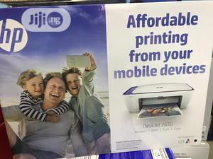 Hp Deskjet 2630 Wireless All-in-one Printer   Printers & Scanners for sale in Lagos State, Ikeja
