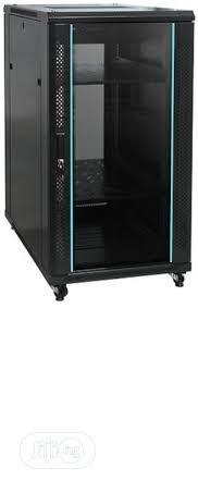 27U Server Rack Cabinet With Glass Door(600 X 800) | Computer Accessories  for sale in Lagos State, Ikeja
