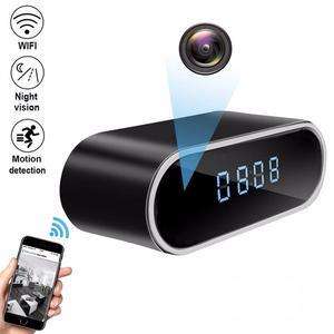 Wifi Hidden Camera Spy Clock | Security & Surveillance for sale in Lagos State, Lekki