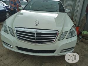 Mercedes-Benz E350 2012 White | Cars for sale in Lagos State, Amuwo-Odofin