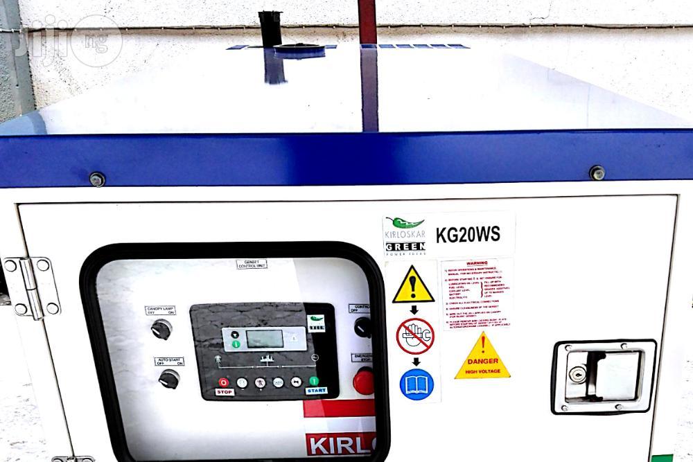 Kirloskar Green Diesel Genset and Safe Power Inverters   Electrical Equipment for sale in Ajah, Lagos State, Nigeria