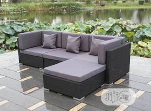 All-Weather Deluxe Rattan Garden Sofa Furniture Piece   Furniture for sale in Lagos State, Ikeja