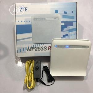 ZTE 4G LTE Router for Ntel,Airtel,Swift,Spectranet, 9mobile | Networking Products for sale in Lagos State, Ikeja