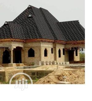 Dochericcompleted Project Of Stone Coated Roofing Sheet From Docherich | Building Materials for sale in Lagos State, Ikeja