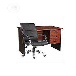 Unique Office Table With Office Chair | Furniture for sale in Lagos State, Yaba