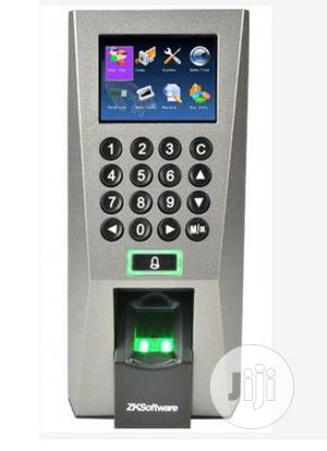 Zkteco F18 Fingerprint Time Attendance And Access Control   Computer Accessories  for sale in Lagos State, Ikeja