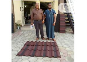 Stone Coated Roofing Sheet Milano Docherich Stone Coated Roo | Building Materials for sale in Lagos State, Ajah