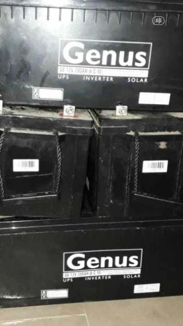 Used Inverter Battery In Lagos | Electrical Equipment for sale in Lugbe District, Abuja (FCT) State, Nigeria