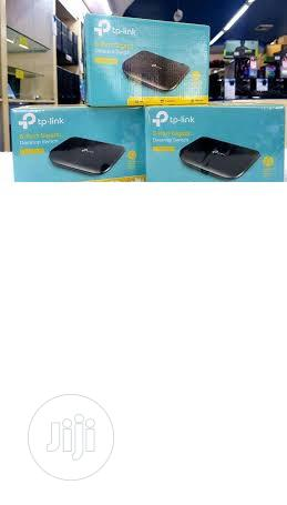 Tp-Link 5 Port Gigabit Ethernet Network Switch | Networking Products for sale in Lagos State, Ikeja