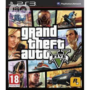 Sony Ps3 Grand Theft Auto V GTA 5 | Video Games for sale in Lagos State