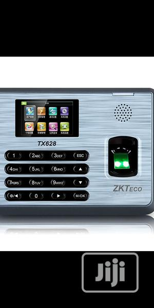 Zkteco TX628 Fingerprint Time And Attendance System | Computer Accessories  for sale in Lagos State, Ikeja