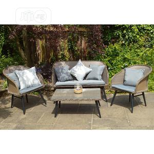 Exotic Outdoor Rattan Furniture W/ Uv-Resistance   Furniture for sale in Lagos State, Ikeja