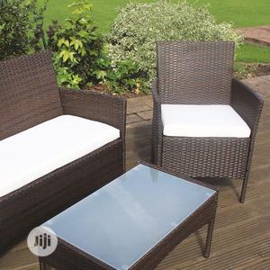 Stylish Garden Weather-Resistant Rattan Furniture Set   Furniture for sale in Lagos State, Ikeja