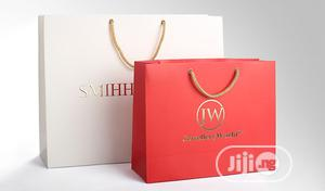 A3+ Sized Paper Bags For Beauty, Fashion & Clothing.   Manufacturing Materials for sale in Lagos State, Lagos Island (Eko)
