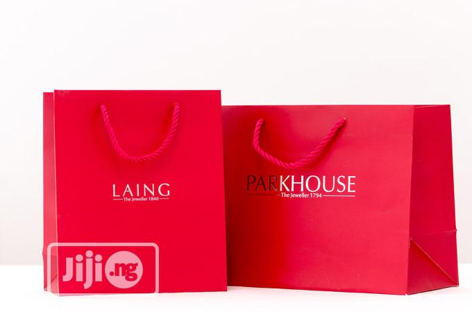 A3+ Sized Paper Bags For Beauty, Fashion & Clothing.   Manufacturing Materials for sale in Lagos Island (Eko), Lagos State, Nigeria