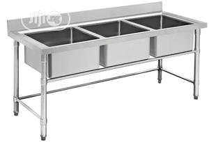 Commercial Kitchen Sink   Restaurant & Catering Equipment for sale in Lagos State, Ojo