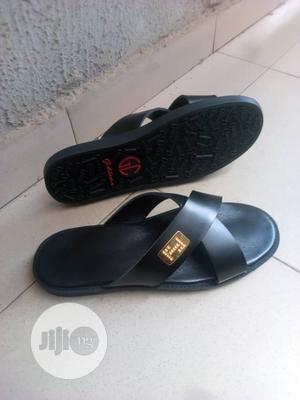 100% Original Authentic Leather Mens Palm Free Shipping   Shoes for sale in Lagos State, Ikeja