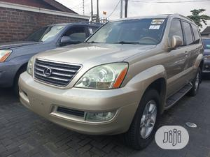 Lexus GX 2007 Gold   Cars for sale in Lagos State, Surulere