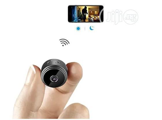 Wifi Hidden Spy Camera,Mini Spy Camera HD 1080P Wireless | Security & Surveillance for sale in Ikeja, Lagos State, Nigeria