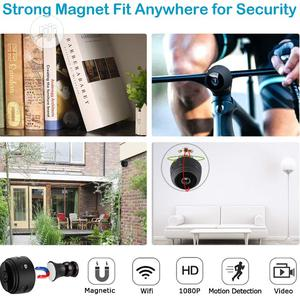 Wifi Hidden Spy Camera,Mini Spy Camera HD 1080P Wireless | Security & Surveillance for sale in Lagos State, Ikeja