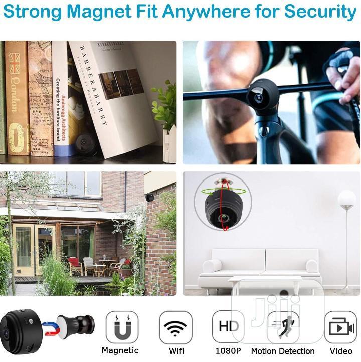 Wifi Hidden Spy Camera,Mini Spy Camera HD 1080P Wireless