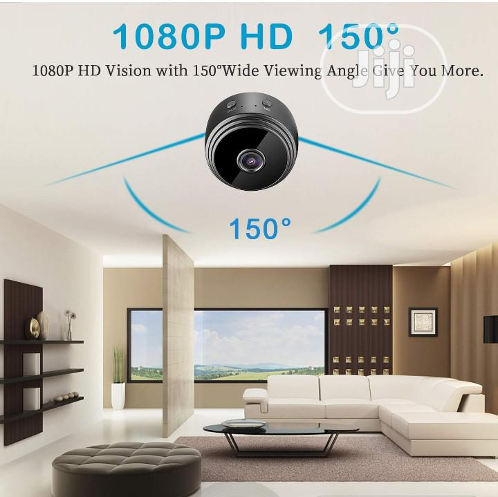 Wifi Hidden Spy Camera,Mini Spy Camera HD 1080P Wireless Security