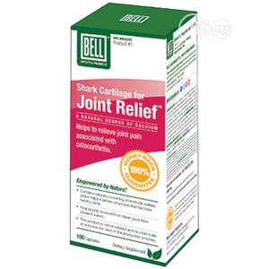 Shark Cartilage -Joint Relief for Arthritis | Vitamins & Supplements for sale in Lagos State, Ikeja