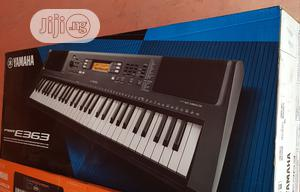 Yamaha Keyboard Psr E363 | Musical Instruments & Gear for sale in Lagos State, Ojo