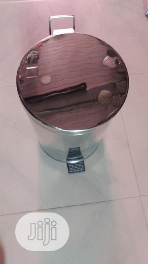 Pure Stainless Steel Dust Bin | Home Accessories for sale in Lagos State