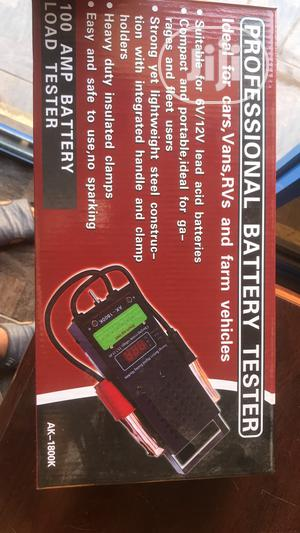 Professional Battery Tester | Measuring & Layout Tools for sale in Lagos State, Ojo