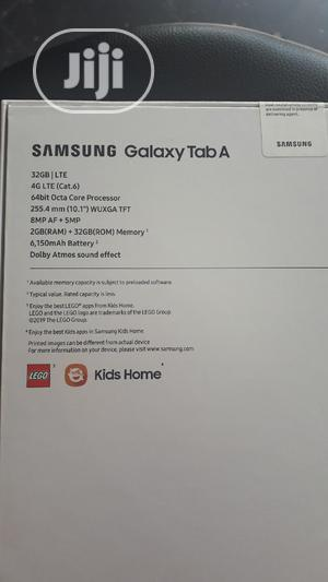 New Samsung Galaxy Tab a 10.1 (2019) 32 GB Gray | Tablets for sale in Lagos State, Ikeja