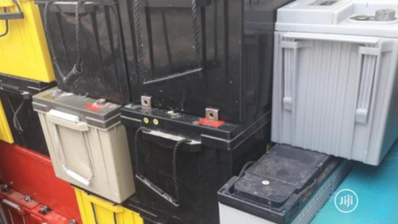 Used Inverter Battery. | Electrical Equipment for sale in Enugu, Enugu State, Nigeria