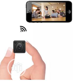 Generic Mini Wifi Camerlhidden Spy Cam With Motion Detection | Security & Surveillance for sale in Lagos State, Ikeja