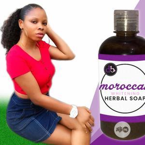Morrocan Whitening Herbal Liquid Soap   Bath & Body for sale in Lagos State, Ikotun/Igando