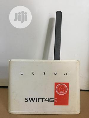 Swift Huawei Unlocked 4G LTE CPE Router for All Networks   Networking Products for sale in Lagos State, Ikeja