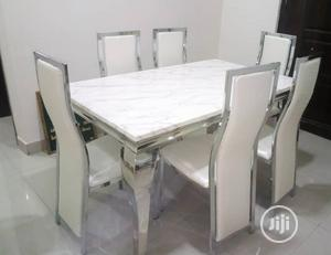 Marble Dining Table   Furniture for sale in Lagos State, Lagos Island (Eko)