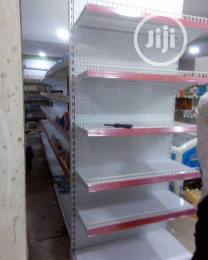 Durable And Affordable High Quality Supermarket Display Shelves   Store Equipment for sale in Lagos State, Lagos Island (Eko)
