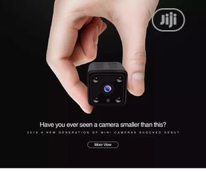 Loosafe Mini Wireless Hidden Camera Video Hd 720p Night Vision Spy   Security & Surveillance for sale in Lagos State, Ikeja