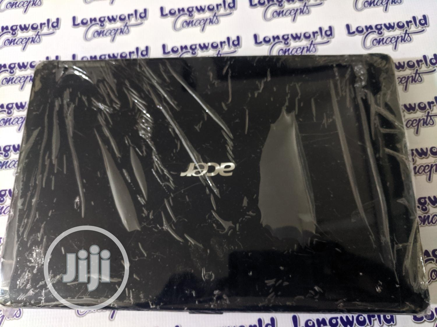 Laptop Acer Aspire 5732Z 4GB Intel Pentium HDD 320GB | Laptops & Computers for sale in Wuse, Abuja (FCT) State, Nigeria