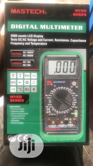 Mastech MY68 Digital Multimeter   Measuring & Layout Tools for sale in Lagos State, Ojo