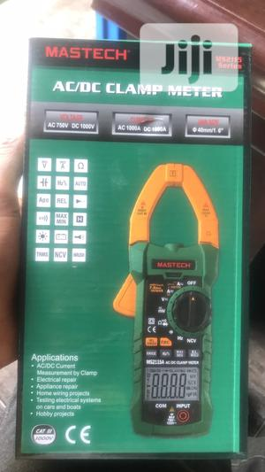Mastech 2115A AC/DC Clamp Meter   Measuring & Layout Tools for sale in Lagos State, Ojo