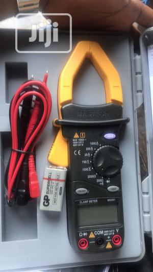 Mastech MS2001 Digital AC/DC Clamp Meter   Measuring & Layout Tools for sale in Lagos State, Ojo