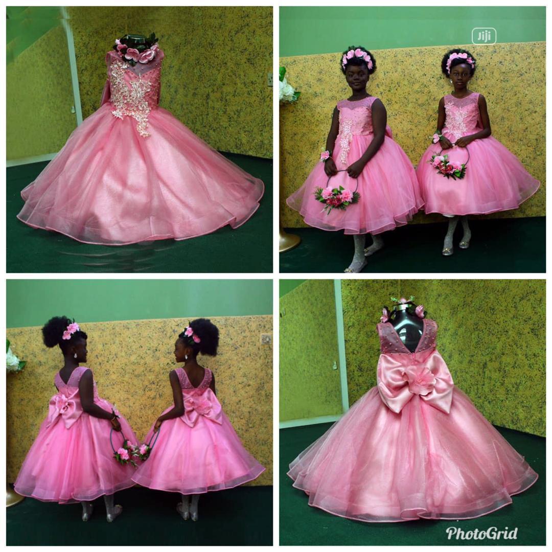 Little Princess Gown