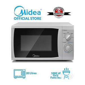 Midea MG720 20-Litre Microwave Oven With Grill.   Kitchen Appliances for sale in Lagos State, Ikeja