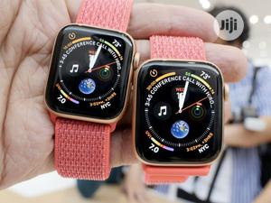 Apple Watch Series 5 44mm GPS +Cellular | Smart Watches & Trackers for sale in Lagos State, Ikeja