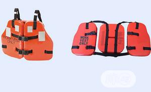 Safety Life Jacket Or Work Vest | Safetywear & Equipment for sale in Lagos State, Amuwo-Odofin