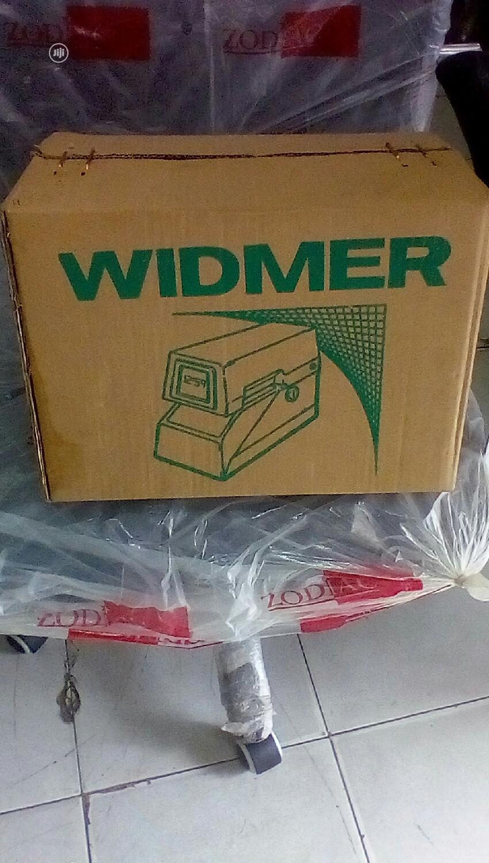 Widmer Machine