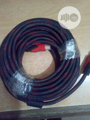 10 Meter Long HDMI | Accessories & Supplies for Electronics for sale in Rivers State, Port-Harcourt