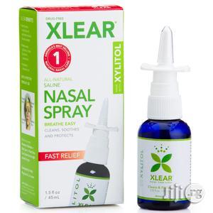 Xlear Sinus Allergy Nasal Spray (1.5 Fl Oz) | Vitamins & Supplements for sale in Lagos State, Ifako-Ijaiye